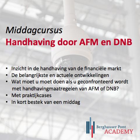 Banner-Handhaving-door-AFM-en-DNB-