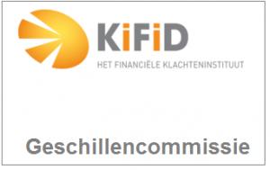 Kifid Geschillencommissie
