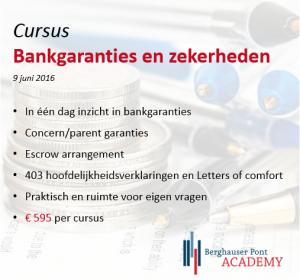 Berghauser Bankgaranties en zekerheden-2