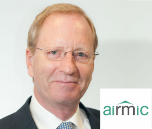 John Hurrell, ceo van Airmic (Association of Risk Managers van grote ondernemingen)