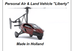 Vliegende auto's uit Raamsdonkveer : een fikse uitdaging voor de verzekeringsmarkt