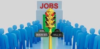 langdurige werkloosheid daalt