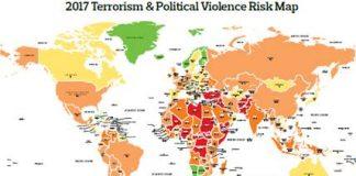 Bedrijfsrisico's door terrorisme nemen toe