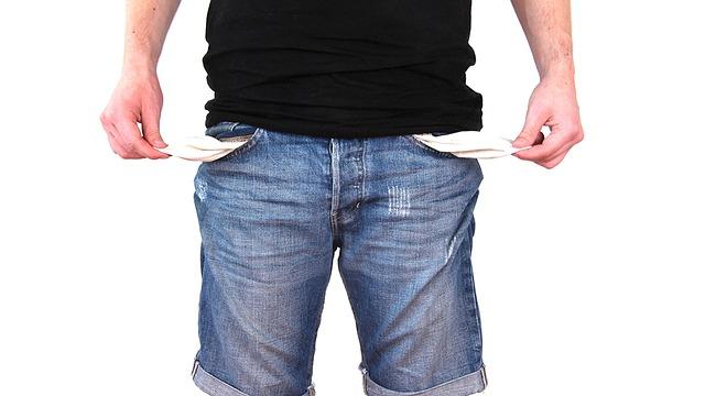 35% van de Nederlanders wil nooit geld lenen