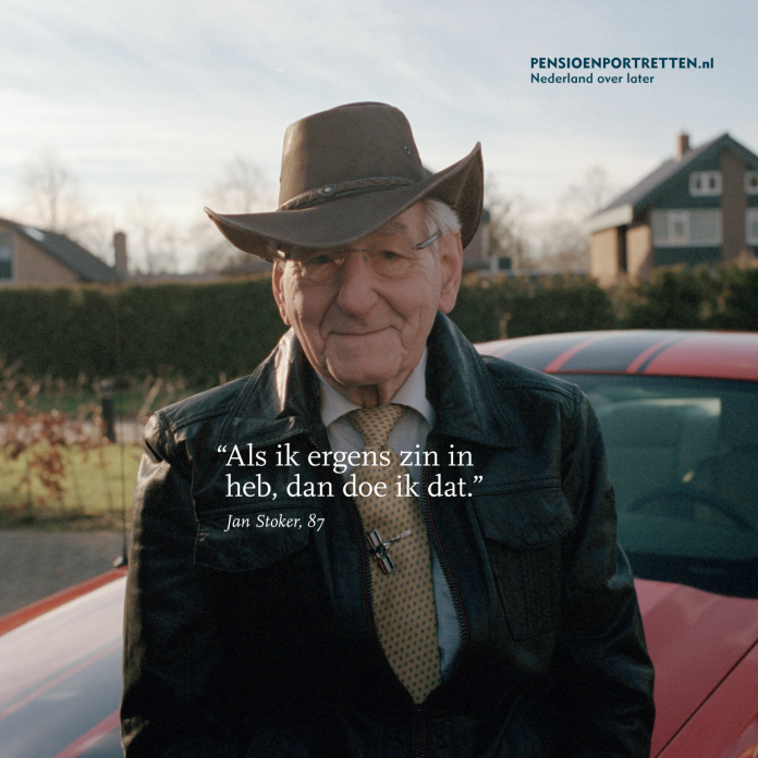 Scildon wil met fototentoonstelling pensioenbewustzijn vergroten