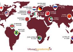 Uitvaartkosten in Nederland zijn relatief hoog
