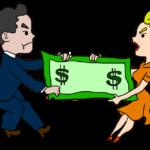Financiële problemen vaak oorzaak van vechtscheiding