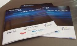 Preparing for cyber insurance