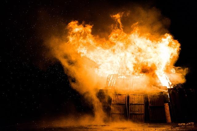 Reaal: Meeste bedrijfsbranden veroorzaakt door menselijk handelen