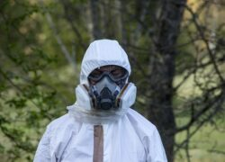 Asbest prominent aanwezig in nieuwe PE-examens schade