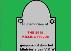 The 2018 killing fields