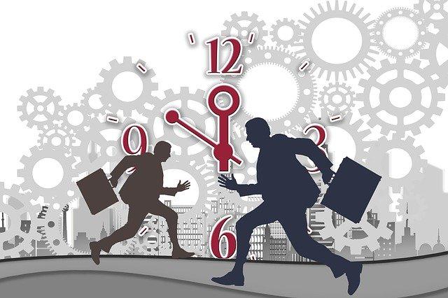 PC en smartphone veroorzaken werkstress