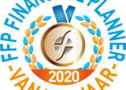 Finalisten FFP Financieel planner van het Jaar 2020 bekend