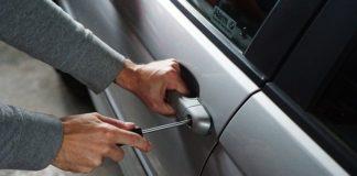 Daling aantal auto-inbraken vlakt af