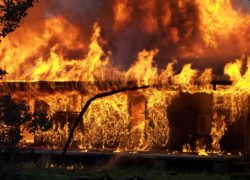 Veel bedrijfsbranden in 2020, ondanks thuiswerken