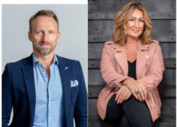 Marisa Lodewijks wordt directeur CMIS Franchise, Mark de Rijke nieuwe managing director van Aetos