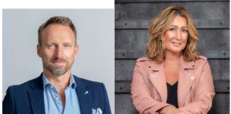 Mark de Rijke en Marisa Lodewijks Aetos CMIS Franchise