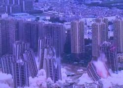 China lost woningnood op met vuurwerk. Rente in Azië naar 12 %.